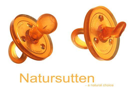 LC Pals - Natursutten Natural Rubber Pacifier, $8.99 (http://www.lcpals.com/natursutten-natural-rubber-pacifier/)
