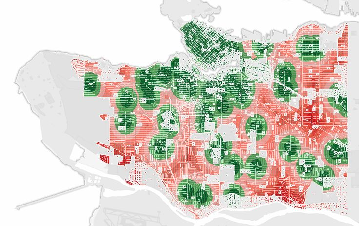 How far are you from the nearest Starbucks? (Interactive Vancouver map)
