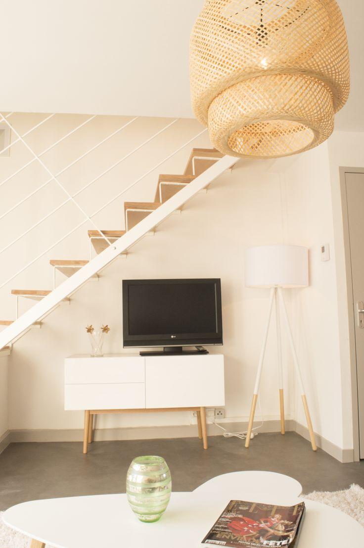 Colombe Marciano - réalisation d'un appartement témoin sur lyon