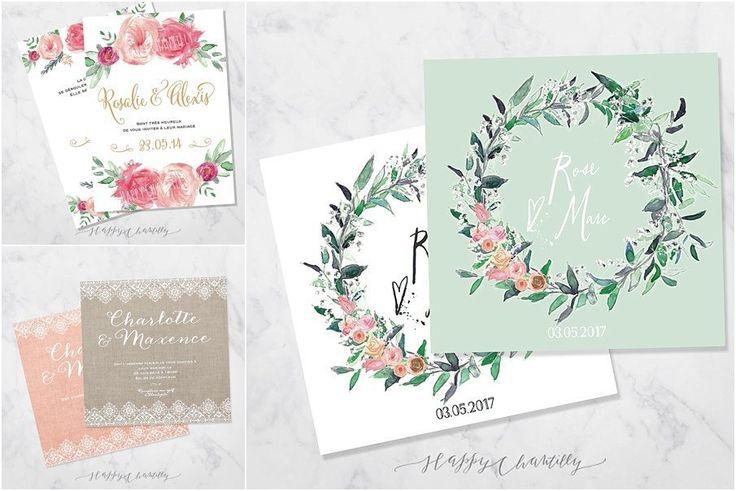 faire-part-mariage-aquarelle-fleurs-boheme