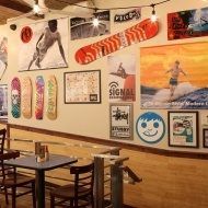 First Look at Wahoo's Fish Taco, Bringing California Skate Culture (and Tacos) to NYC