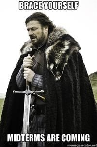 Imminent Ned / Brace Yourselves, Winter is Coming | Know Your Meme
