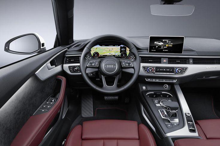 2017 Audi A5 Cabriolet unveiled ahead of LA motor show | Autocar
