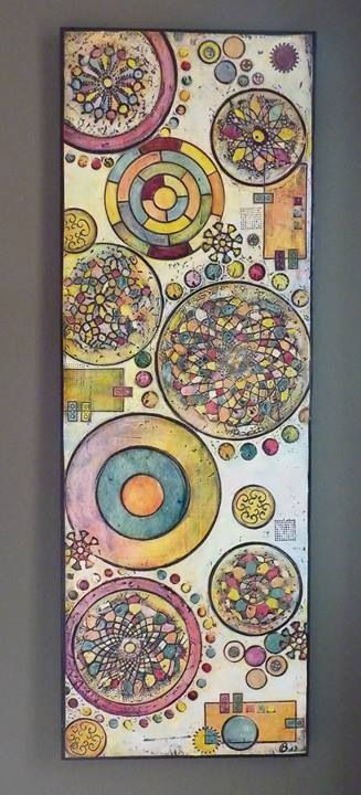 Day Dream by Brenda Patel-sold