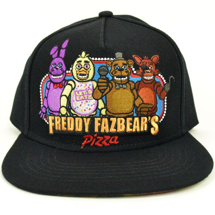 Five Nights at Freddy's: Snap back cap