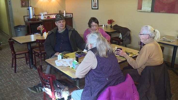 POTTSVILLE -- Several agencies in Schuylkill County are focused on making sure the elderly stay warm while it is so cold out.  As it gets colder, you'll find a lot of people inside the Schuylkill County Community Senior Center in Pottsville trying to stay warm.  The center is run by Schuylkill County Senior Services. People who stop in said this is one of the best places to go to keep warm on cold days.