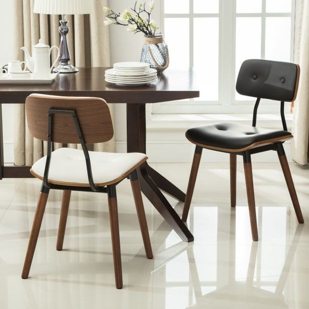 Jaid Dining Side Chair With Images Side Chairs Dining Living