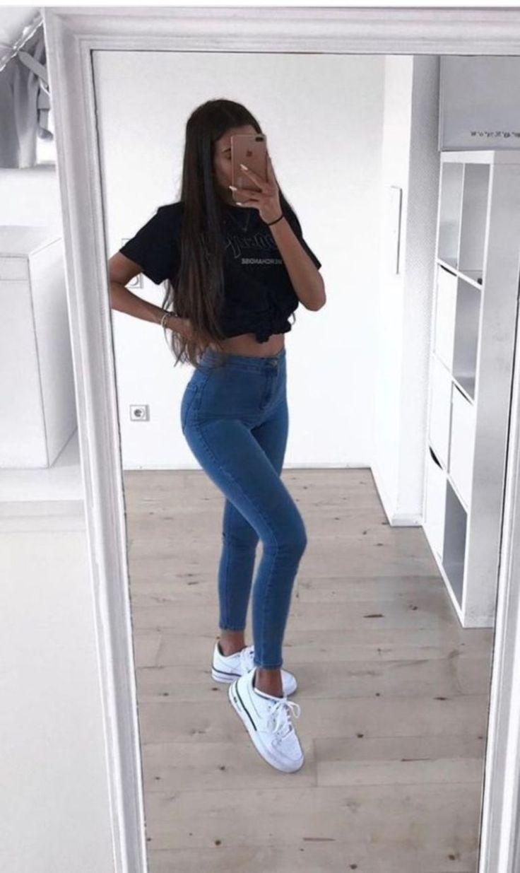 Fantastische 40 beliebte Teenage Fashion College sieht gut aus Von vattire.com / ….. – wood workings diy