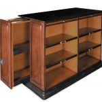 Top 25 ideas about secret and secure spaces on pinterest for Secret storage bookcase