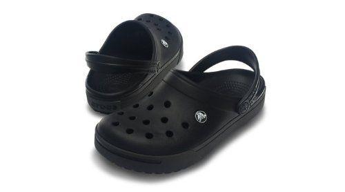 Crocs - Crocband II Unisex Footwear, Size: 8 D(M) US Mens / 10 B(M) US Womens, Color: Black/Graphite crocs. $40.00. synthetic-and-rubber