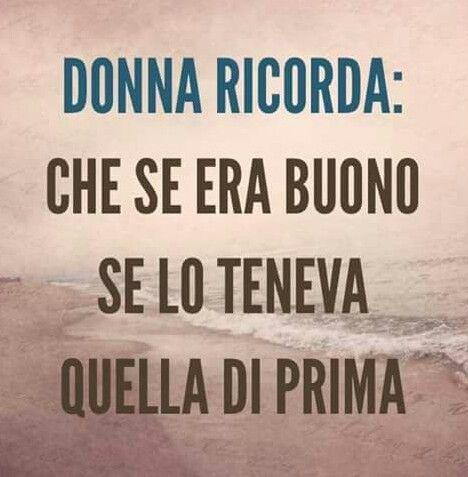 Donna Ricorda ...