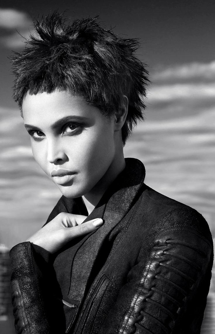 Ubah Hassan @ Women  Photography: Naila Ruechel  Hair: Greg Bitterman  Makeup: Sergey Logvinov