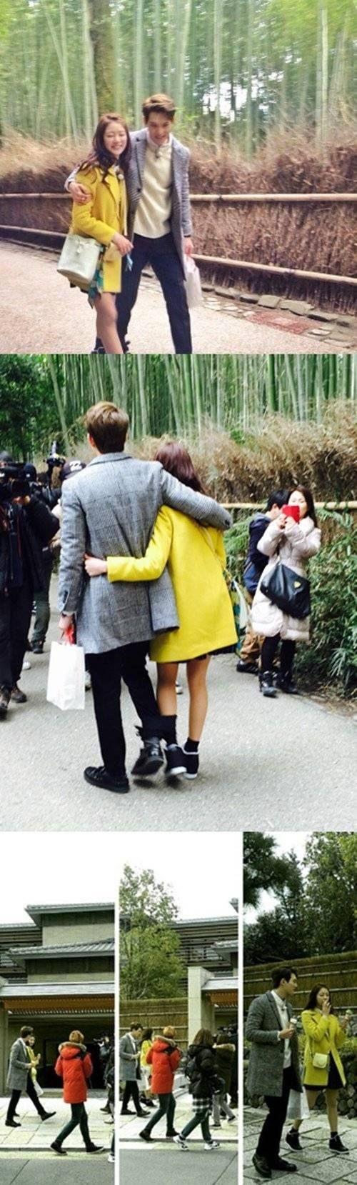 Gong Seung Yeon and Jonghyun