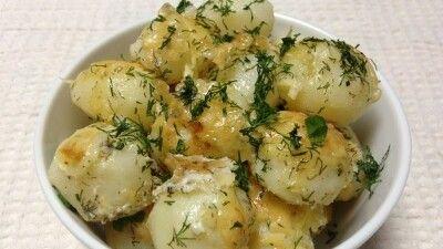 Молодой картофель под сметанным соусом Ингредиенты: - 500 гр картофеля - 3 ст. ложки сметаны - 50 гр сыра - 4 ... Коллекция Рецептов - Мой Мир@Mail.ru