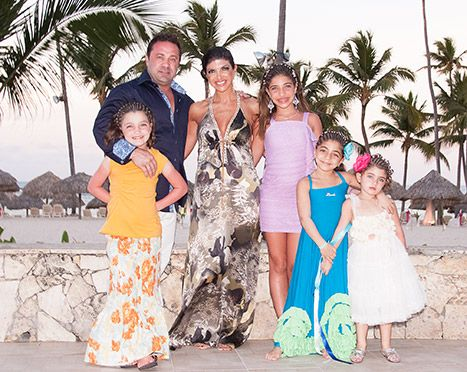 Teresa Giudice Celebrates New Years Eve With Family Before Prison - Us Weekly