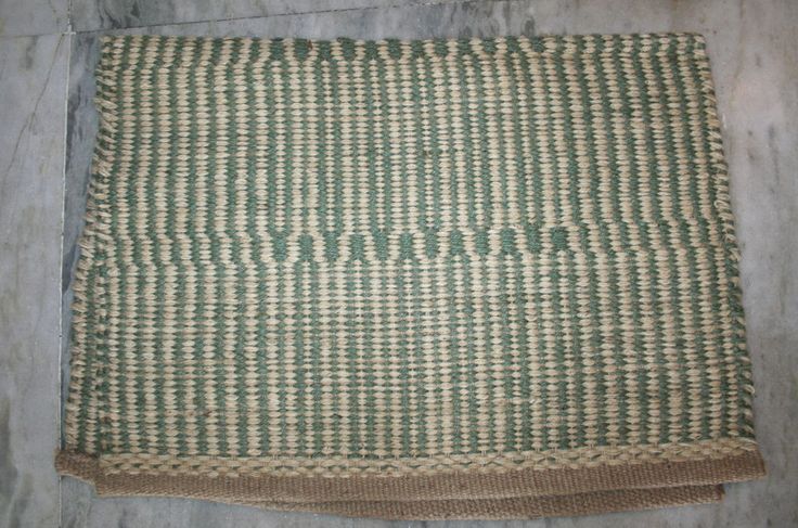 2x3 Feet Turkish home decor Small Door Mat Jute Kilim Rug Floor mat   #Turkish