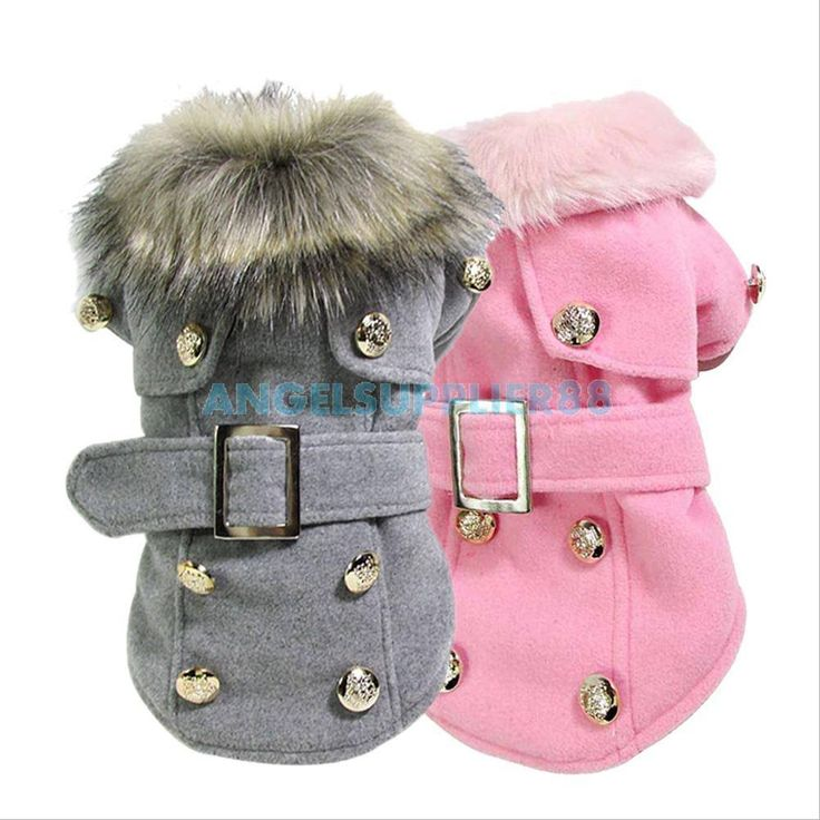 This new style Blank Coat will gives the most stylish look to your lovely dog! Warm and comfortable for your pet to wear in winter. Waterproof and windproof clothes, allow your pet to play outdoor fre
