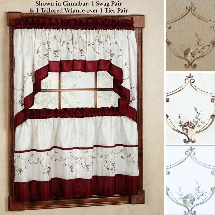 incredible living room window treatments | 10 best Marburn Curtains Valances will Add Value to Your ...
