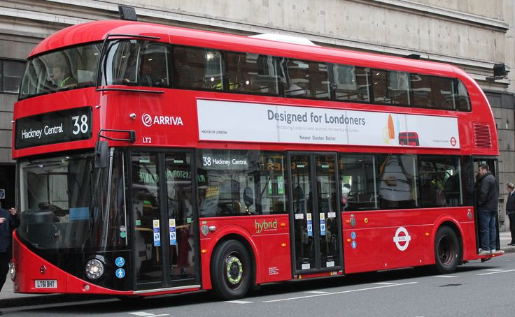 Plik:Arriva London bus LT2 (LT61 BHT) 2011 New Bus for London ... London travel tips - find the best cheap hotel for a great holliday