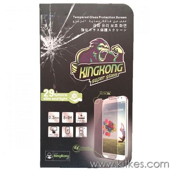 Kingkong Tempered Glass Samsung Galaxy Alpha - Rp 140.000 - kitkes.com