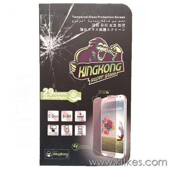 Kingkong Tempered Glass Samsung Galaxy Alpha - Rp 140.000 - kitkes.com
