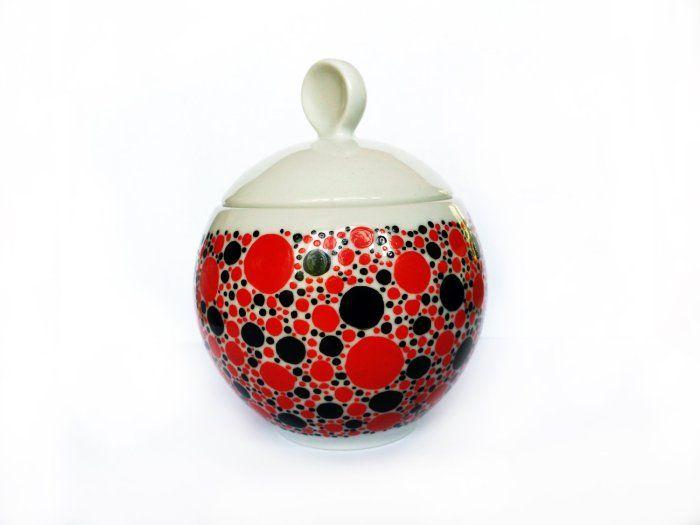 Amazing, elegant, sugar bowl