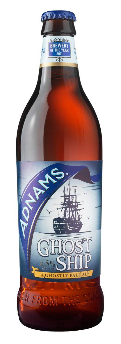 Adnams Ghost Ship launched