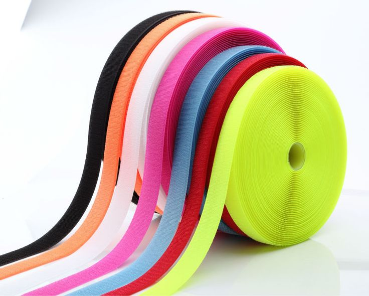 60%nylon&40%poly velcro tape/hook and loop tape $0.17~$0.263
