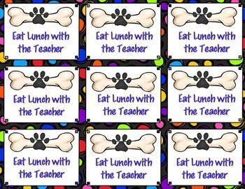 Classroom Management (Dog Themed) Classroom Money, Reward