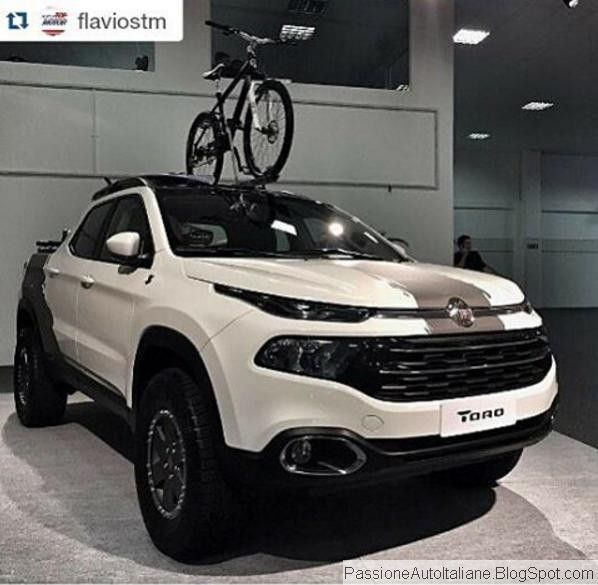 2018 Fiat 500l Camshaft: Passione Auto Italiane: Fiat Toro Concept