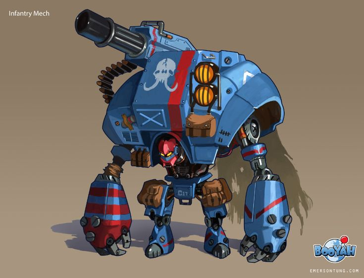 For a lil Throwback Thursday, Here's work done back in 2011 for a turn-based strategy robot game (think advance wars combat + city building) that never came to be. This was my first job/project right out of school, and the first game I worked on that...