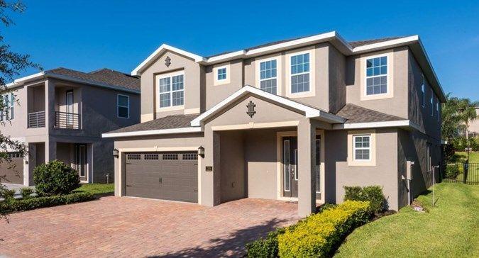 9 Bedroom Orlando Villa (ENC191) - Villa in Orlando Encore Resort ...