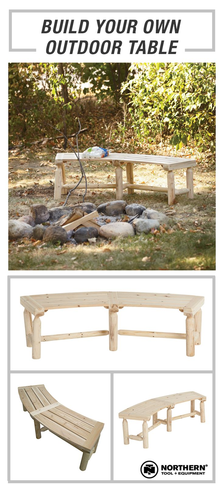 firepit benches make entertaining easy one of our most popular products in patio furniture - Easy Garden Furniture To Make