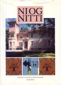 """""""Ni og nitti - Om Drammensveien 99"""" av Stephan Tschudi-Madsen og Sigrun Nygaard Moriggi (ISBN: 8203154700, 9788203154706)"""