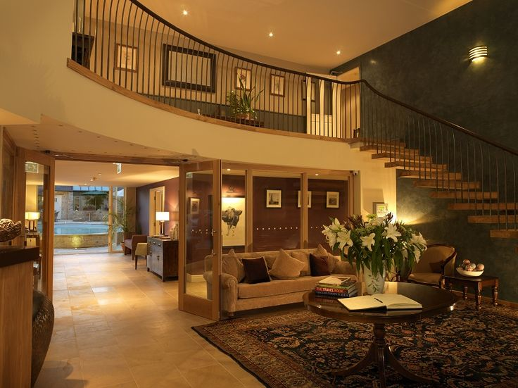 a look at the stunning reception area of the feversham arms hotel verbena spa in helmsley north yorkshire it even boasts a mediterranean hotel and an