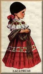 trajes tipicos del estado de mexico - Buscar con Google