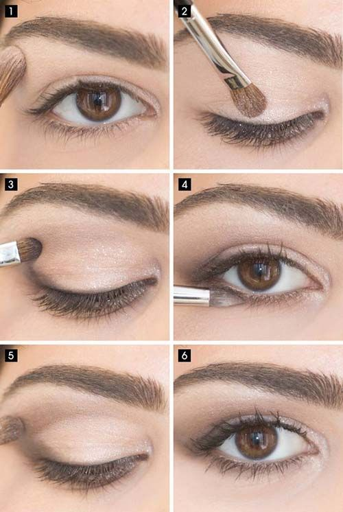 Basic Makeup Essentials For Teens: 25 Gorgeous Eye Makeup Tutorials For Beginners Of 2019 In