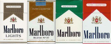 Marlboro Cigarette Coupons - Coupons for Marlboro Cigarettes