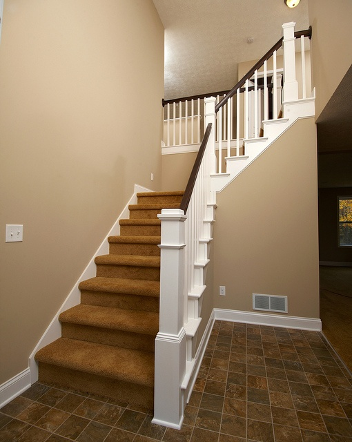 84 Best Craftsman Staircases Images On Pinterest