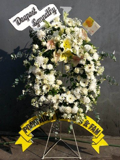 Bunga Duka Cita Murah di Jakarta Selatan