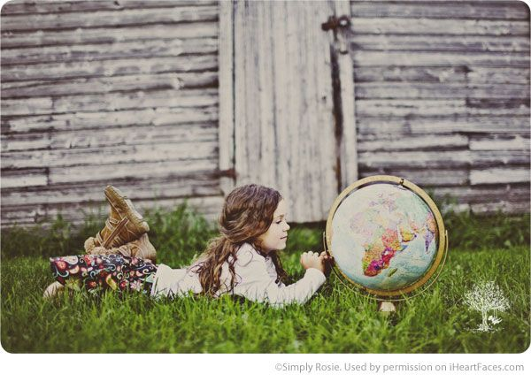 Creative Ideas for Back To School Pictures