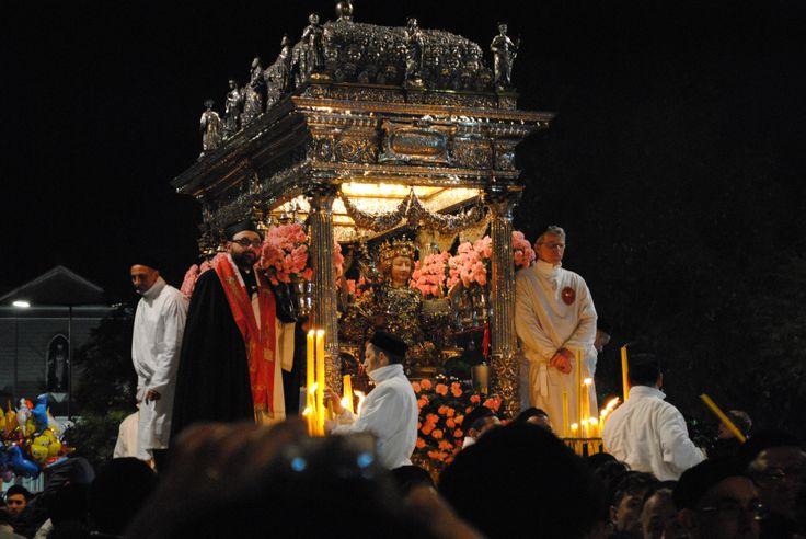 Sant'Agata 2014, Fercolo, Vara