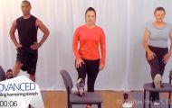 Advanced Standing Hamstring Stretch Video