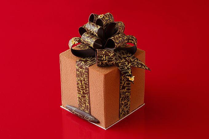 資生堂パーラーのクリスマス限定ケーキ、ツリーやプレゼントボックスをモチーフに | ニュース - ファッションプレス