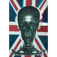 Or Glory - Black By Trafford Parsons: Category: Art Currency: GBP Price: GBP100.00 Retail Price: 100.00 This is a silkscreen signed limited…