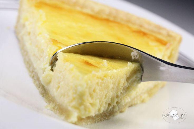 La Tarte au Mascarpone et au Citron | Le Ballet Des Gourmets