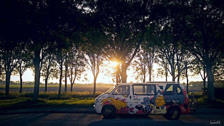 Hank der VW T4 Caravelle am Niederlande Roadtrip - Van Living! - Jetzt wird er Verkauft!