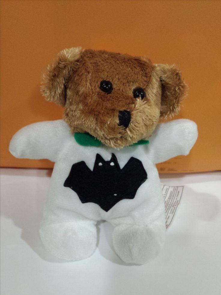Halloween Bat Bear
