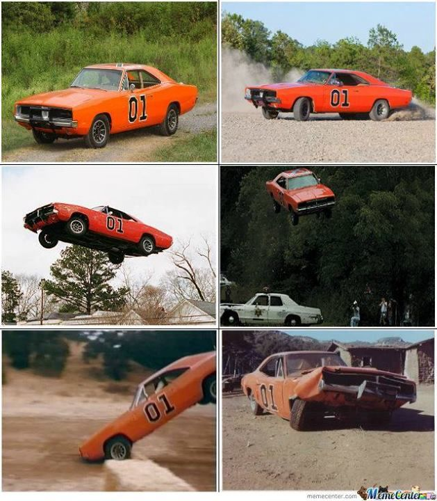 The General Lee compilation