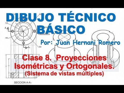 Dibujo Técnico - Clase 8 - Planos inclinados - YouTube